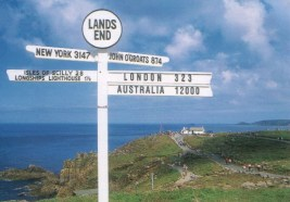 lands-end-sign