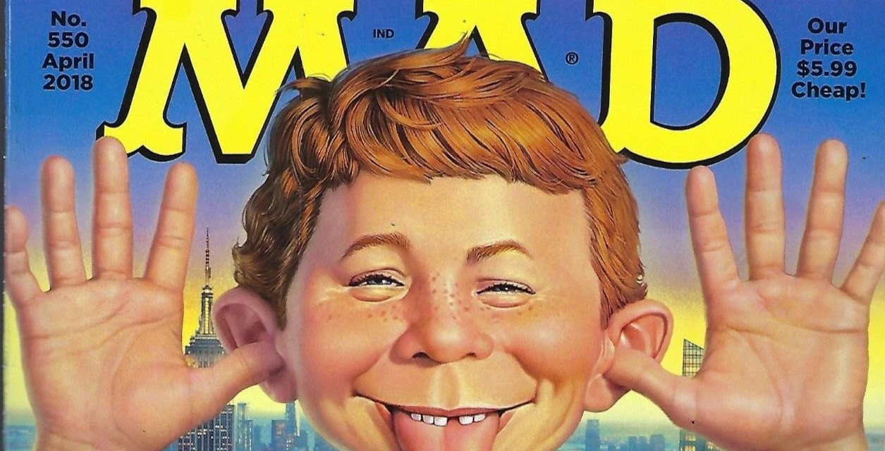 MAD Magazine and Me: A Memoir of 1994