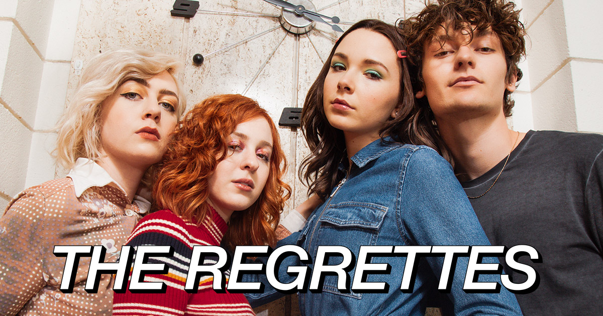 The Regrettes — How Do You Love?