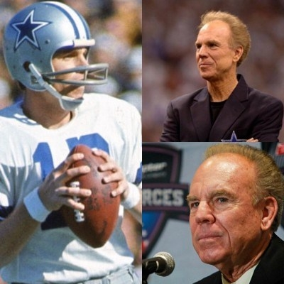 4c7f2581246 An Interview with Roger Staubach – THE BEAR FACTS