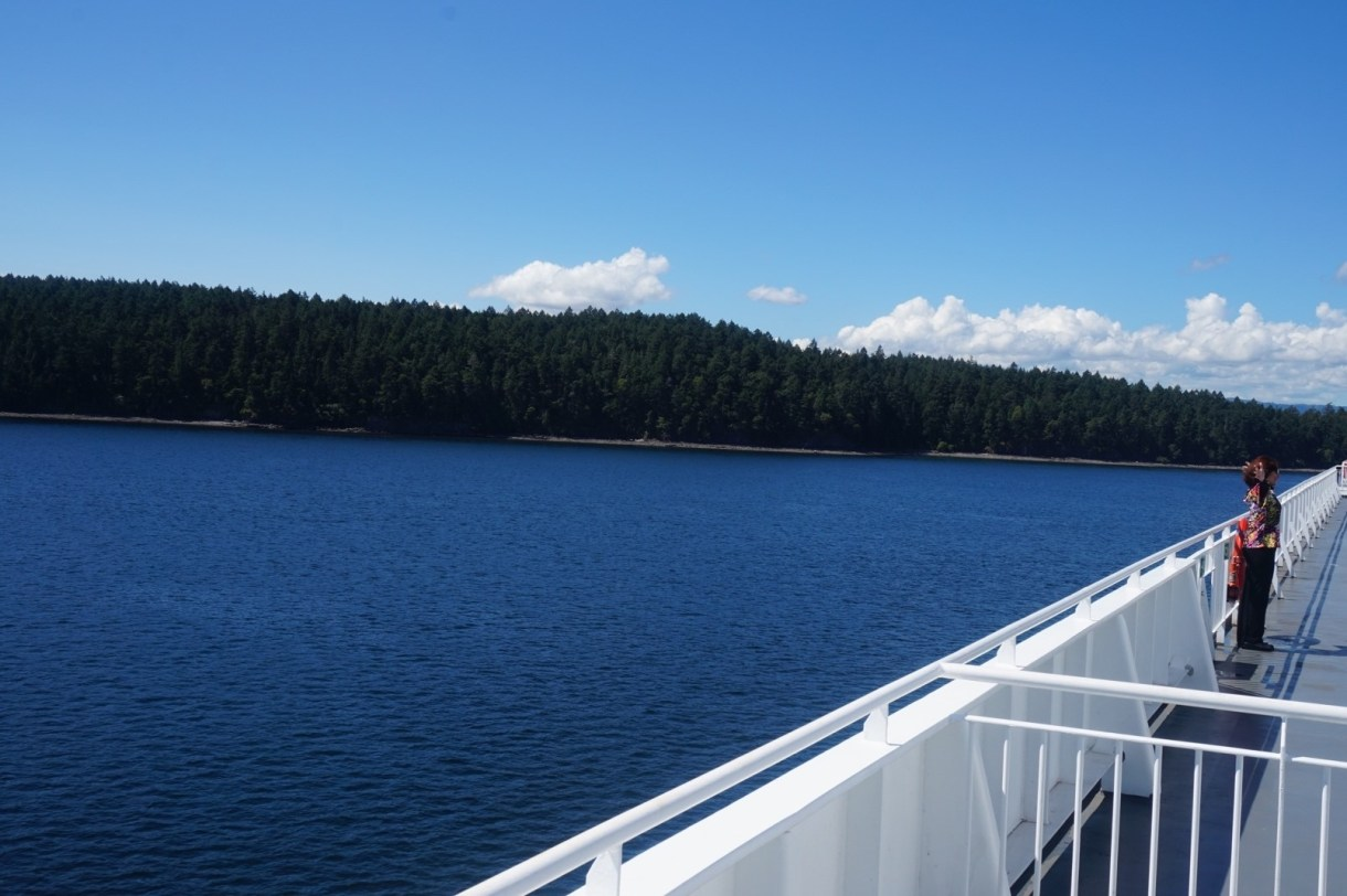 bc ferries view 2