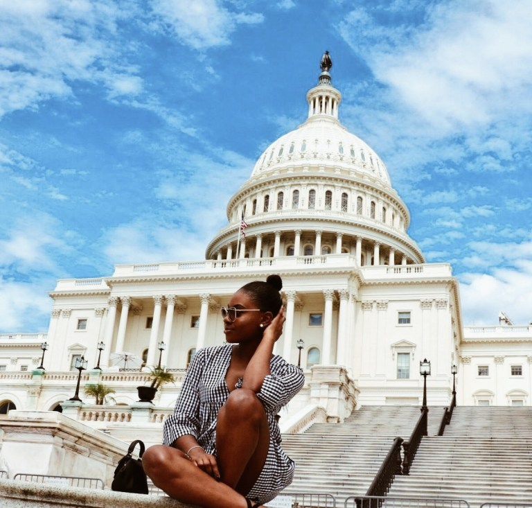 Spending The Perfect Summer Weekend in Washington D.C, USA