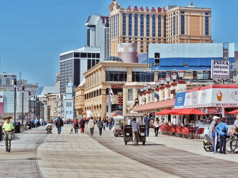 How I Avoided a Burnout: Lessons from Atlantic City, New Jersey