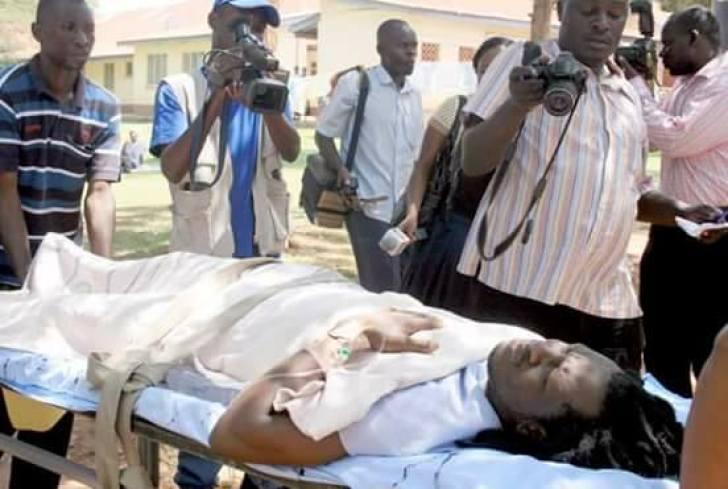 Dizzy Nuts killed while opening Bebe Cool's Hummer at Kireka