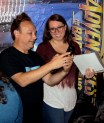 Keith Coogan and fan