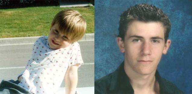 My grandson Roddie. Died in 2007 at age 16