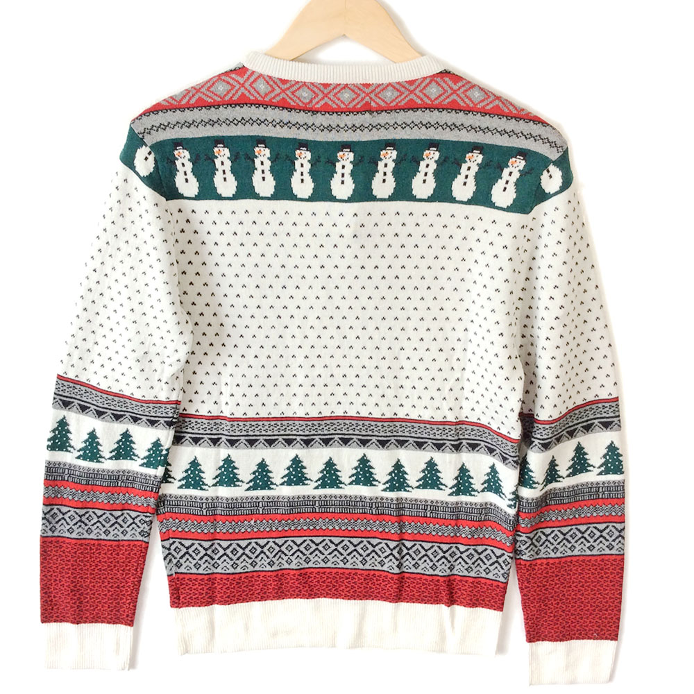 This Is My Ugly Sweater Fair Isle Tacky Ugly Christmas