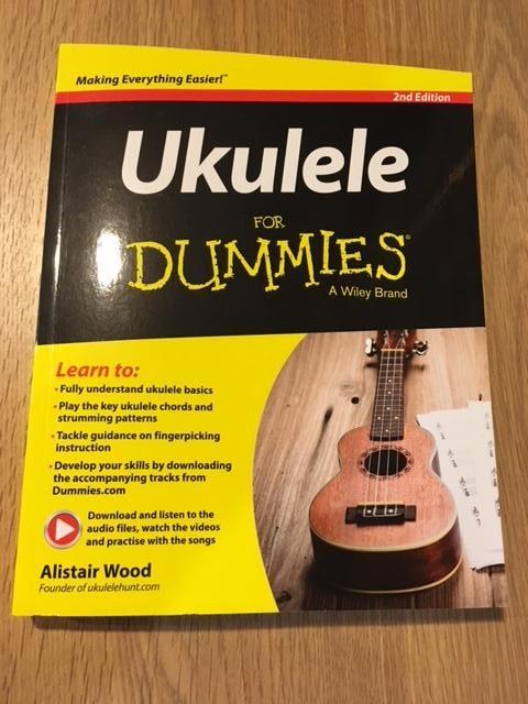 Ukulele For Dummies Alistair Wood The Uke Room