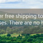 banner shipping copy