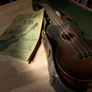 Custom and vintage ukuleles