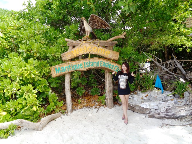 Welcome to Mantigue Island!