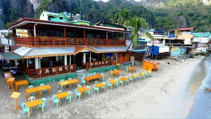 The Beach Front view. (Photo courtesy of Jarace website)