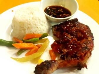 Grilled Chicken (P250)