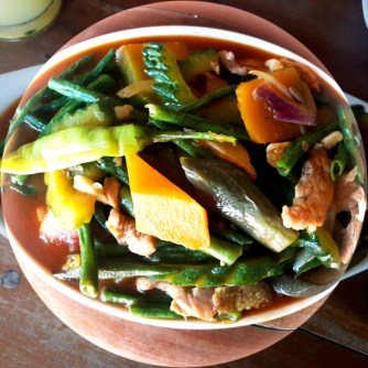 Pinakbet Iloko for php175.00 (Good for 2 persons)