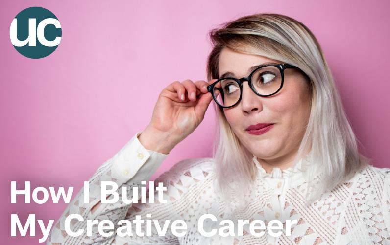 Episode 3: How I Built My Creative Career