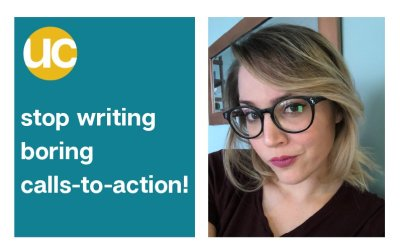 Stop Writing Boring Calls To Action!