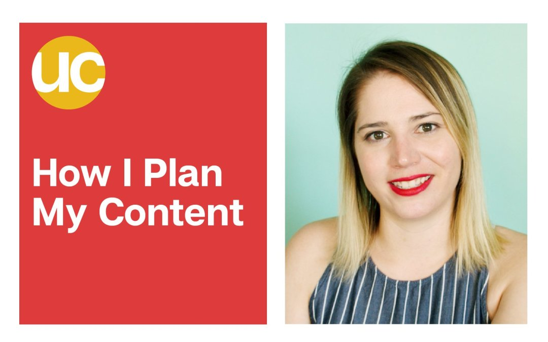 Episode 15: How I Plan My Content