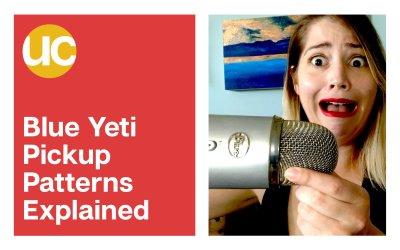 Blue Yeti Pickup Patterns Explained!