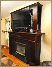 Fireplace Wall Units :: TV Fireplace Ideas - Ottawa - Whitby