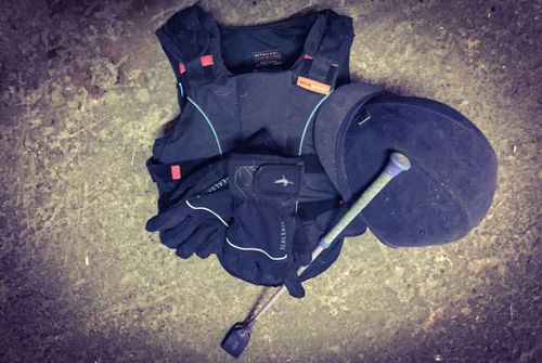 need for a horse riders kit