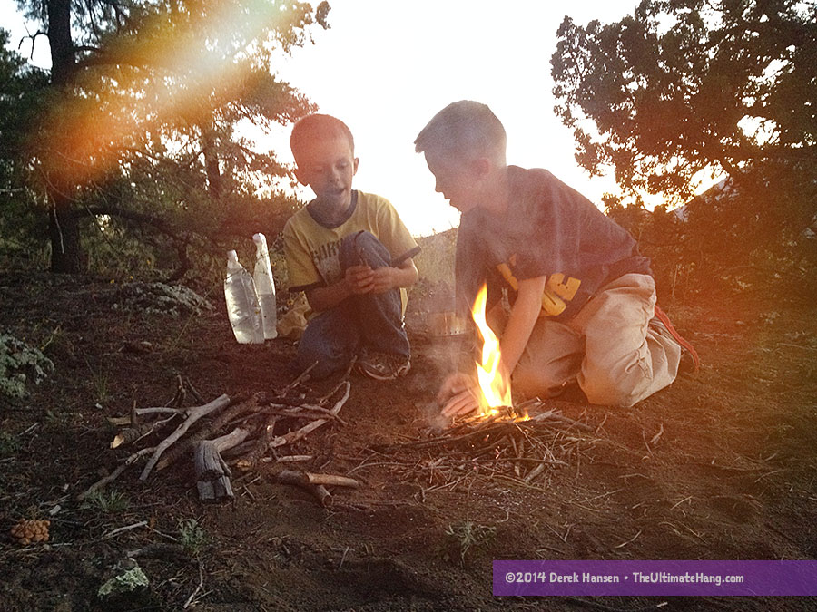 micro-adventure-cinder-hill-campfire