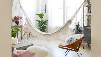 Hanging A Hammock Indoors - The Ultimate Hang