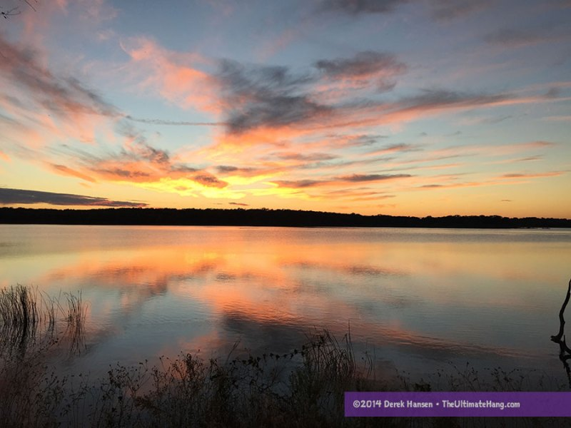 texas-fairfield-lake-sunset