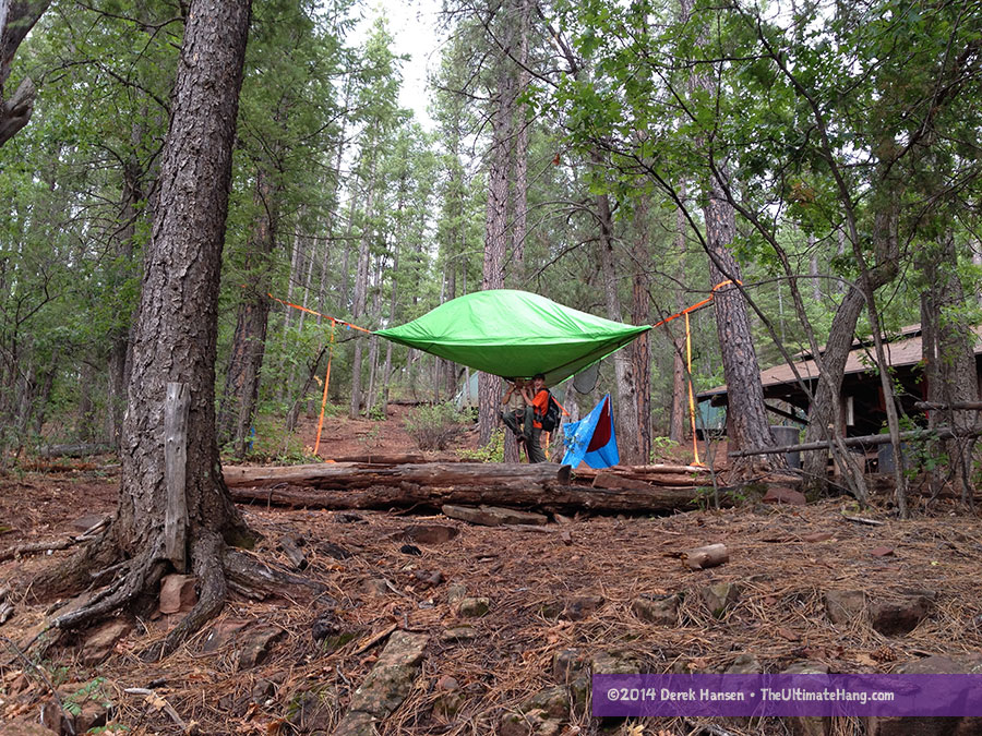 tentsile-stingray-scout-favorite & Tentsile Stingray Tree Tent Review - The Ultimate Hang