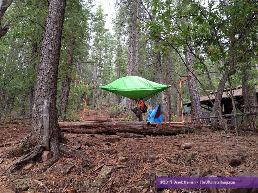 tentsile-stingray-scout-favorite & Tentsile Stingray Tree Tent Review u2013 The Ultimate Hang