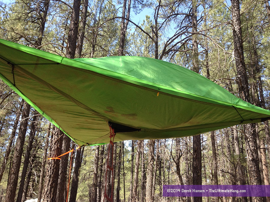 Tentsile Stingray Tree Tent Review The Ultimate Hang