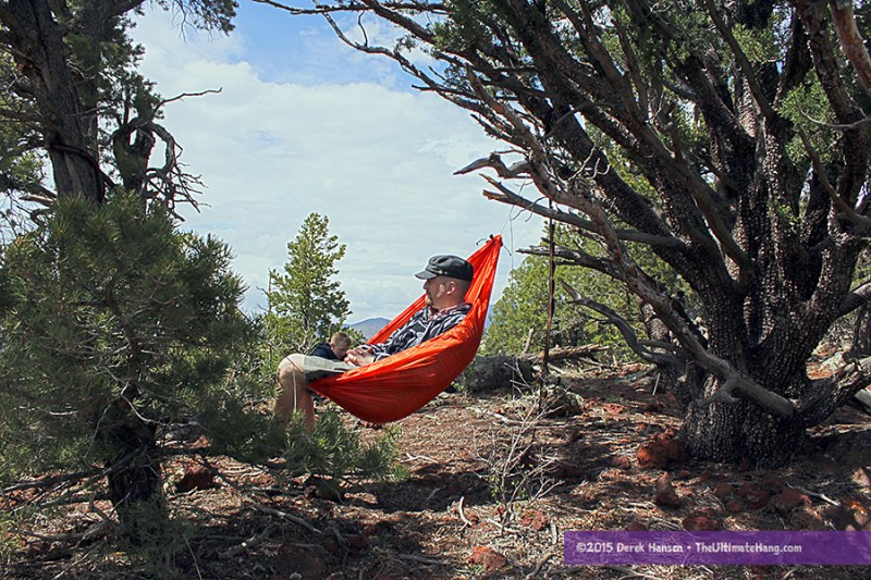 The Ultimate Backpacking Chair