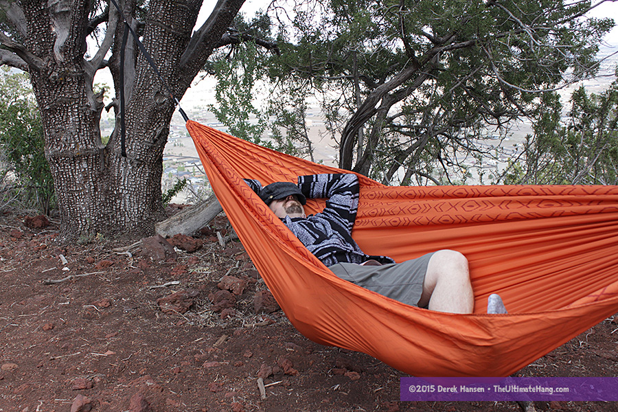 Medium image of therm a rest slacker hammock single double review