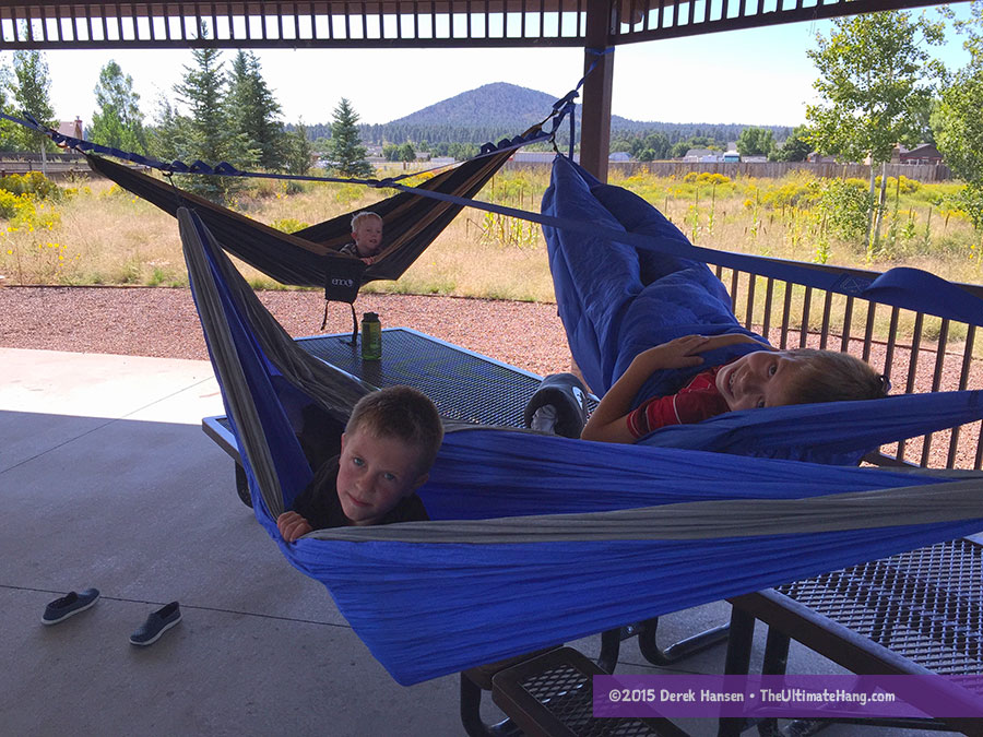 hang the how setup comments toggle marlin my attach place loop then thoughts r straps to would channels hammockcamping suspension hitch closed through on use a of tree spike hammock approach what minimalist in sling be simply