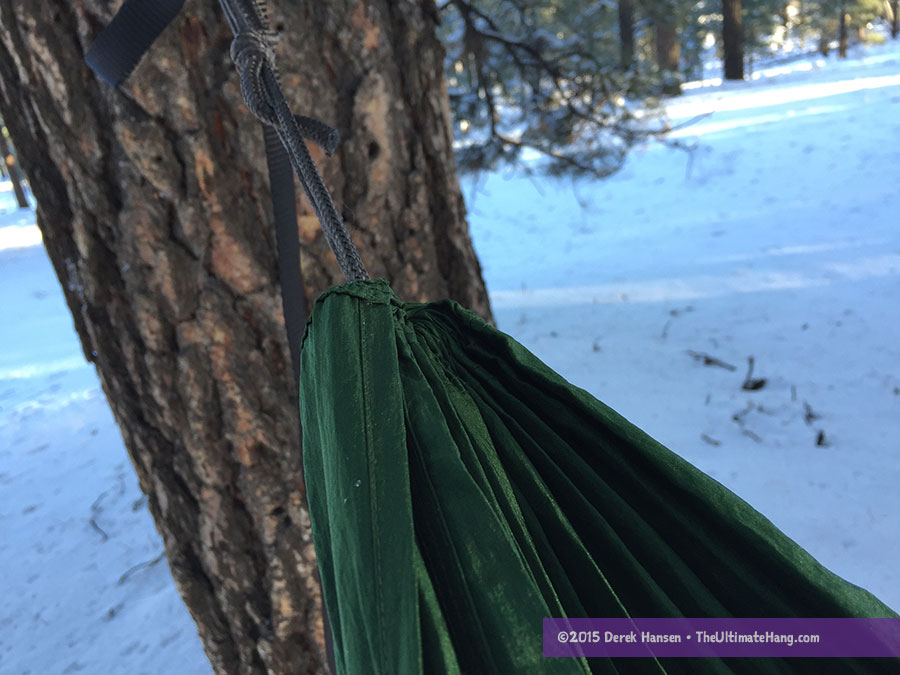 go outfitters basic hammock gathered end go  outfitters basic hammock review   the ultimate hang  rh   theultimatehang