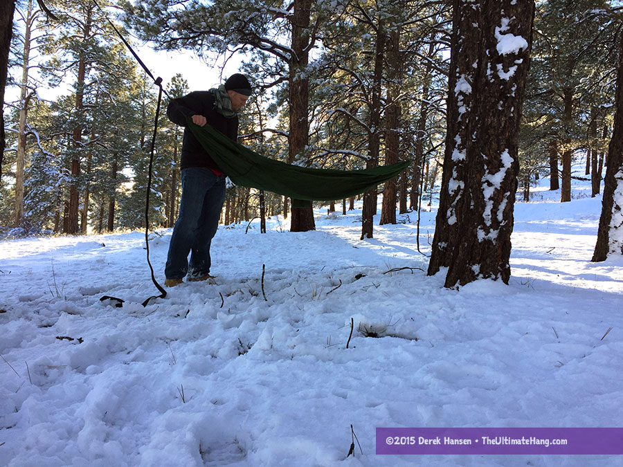 outfitters basic hammock review the truth about hammock camping  claim  2   hammocks are      rh   theultimatehang