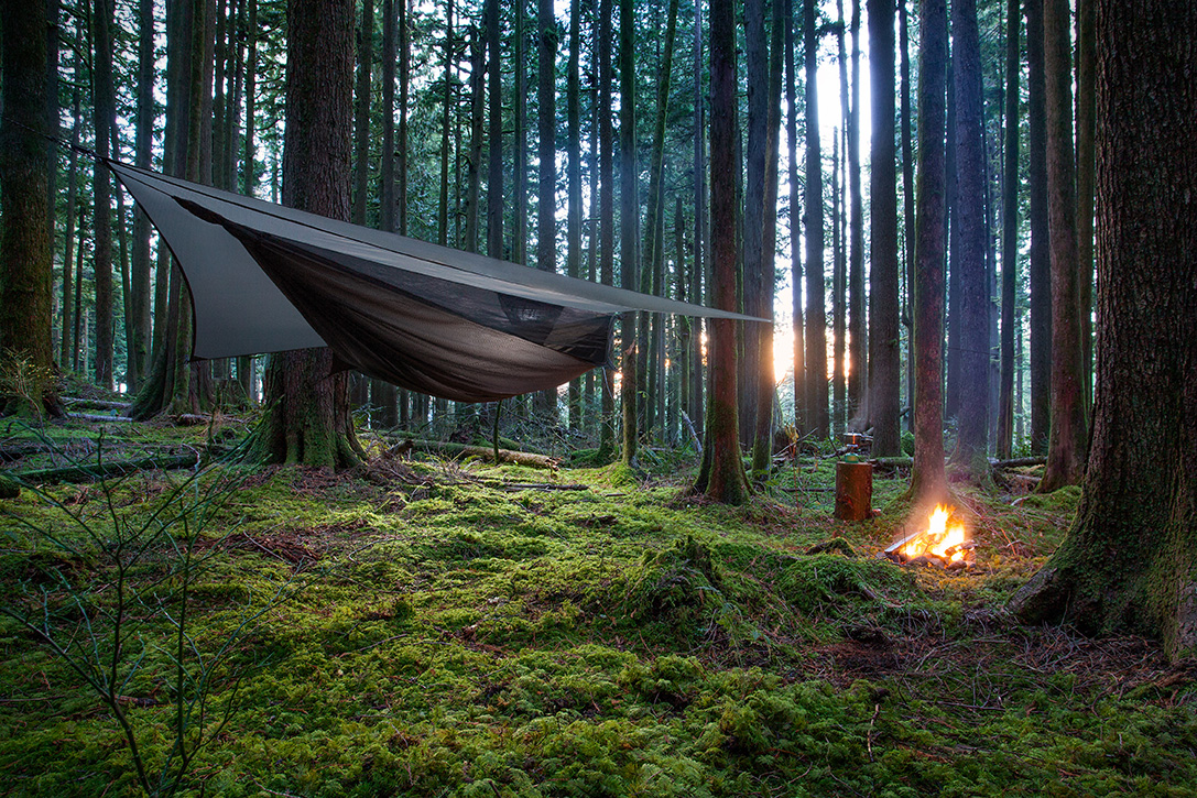 Hennessy Deep Jungle Asym Hammock Review  The Ultimate Hang