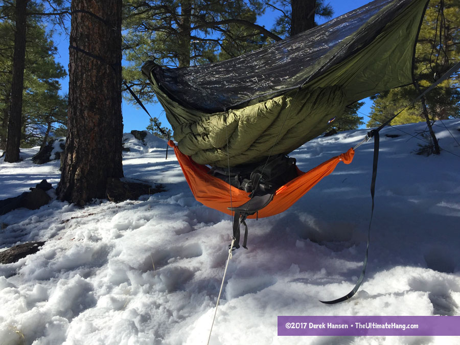 The Many Uses of a Gear Hammock