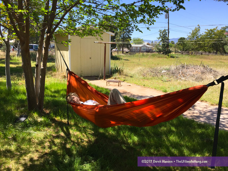 Medium image of review  u2013 amok segl ultralight hammock