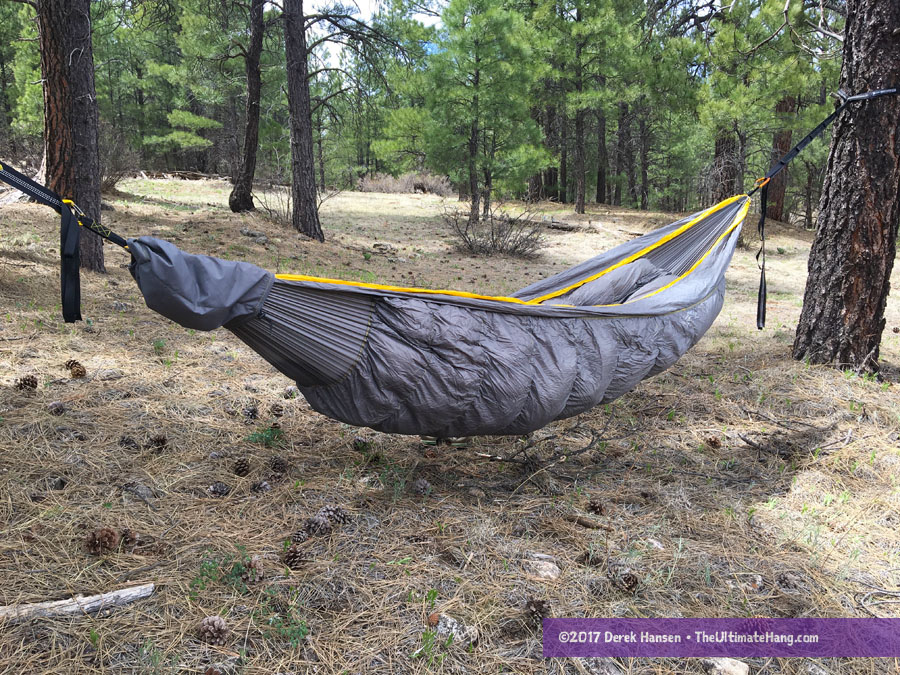 accent trim fabric lines the edges of the hammock and the same color is used to line the inside of the hammock providing a striking color  bination  review   evolution insulated hammock   the ultimate hang  rh   theultimatehang