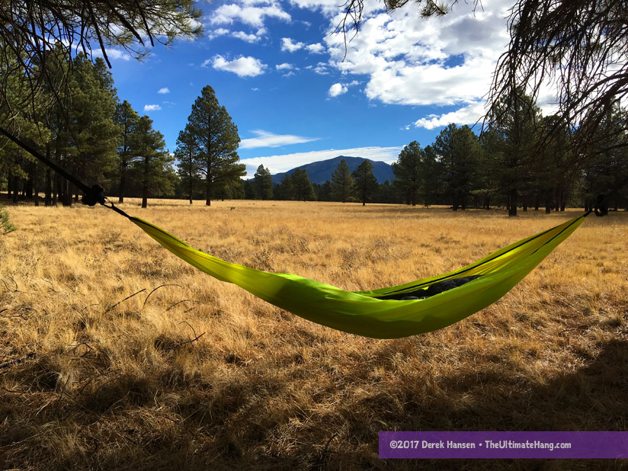 Review - Grand Trunk OneMade Hammock and Straps