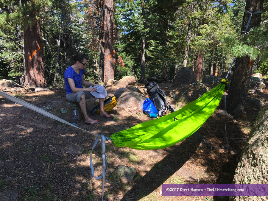 Review Sea To Summit Pro Hammock Single The Ultimate Hang