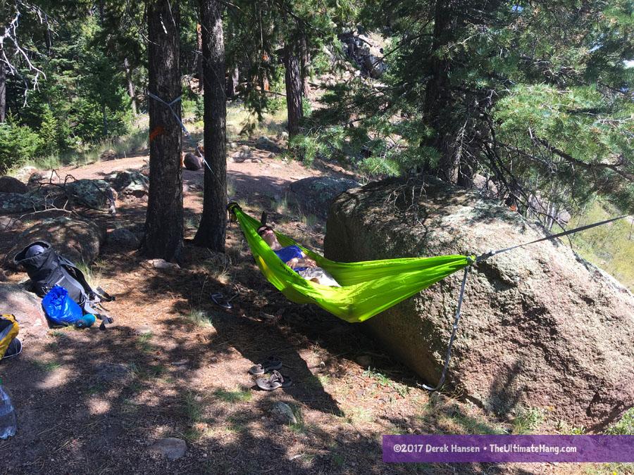 Sea-to-Summit Pro Single hammock