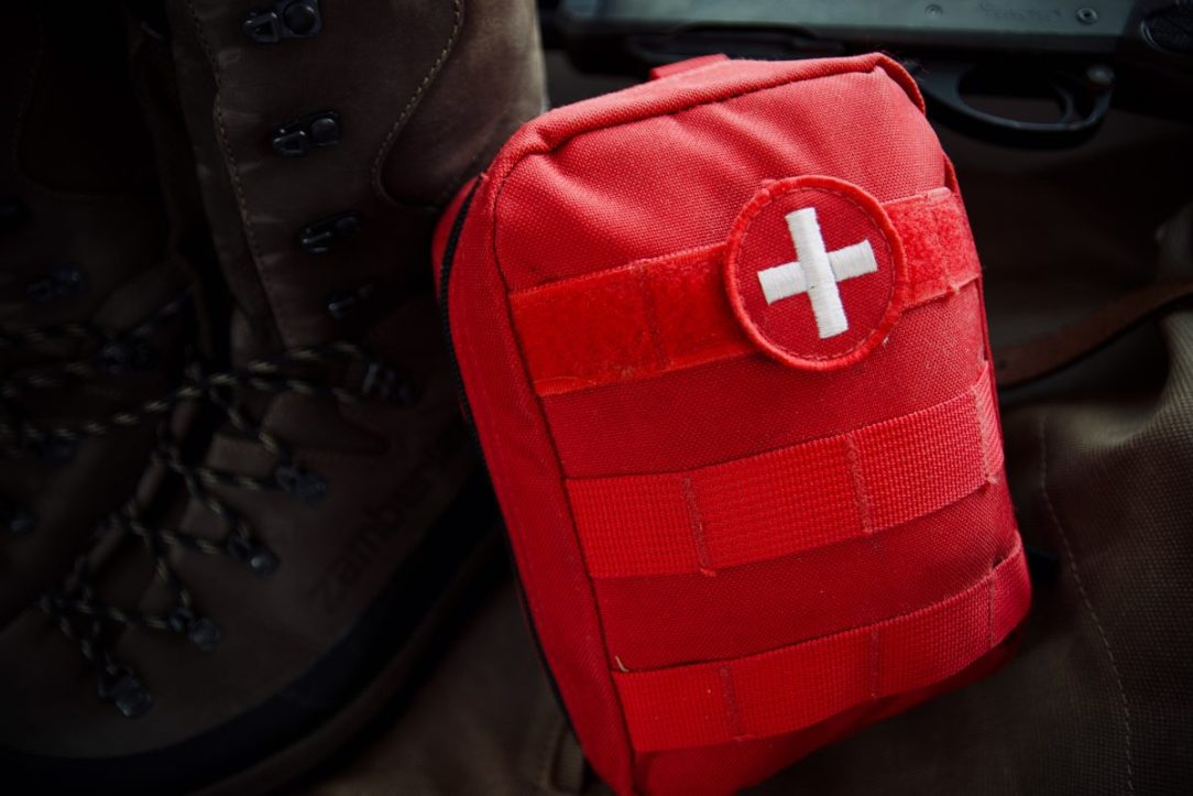 What's in your hunting first-aid kit?