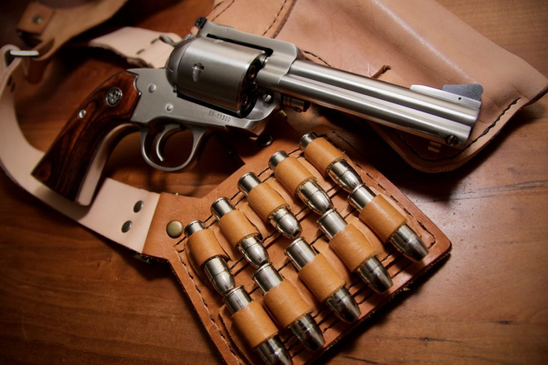 Carry a big stick: The Ruger Super Blackhawk Bisley in .454 Casull