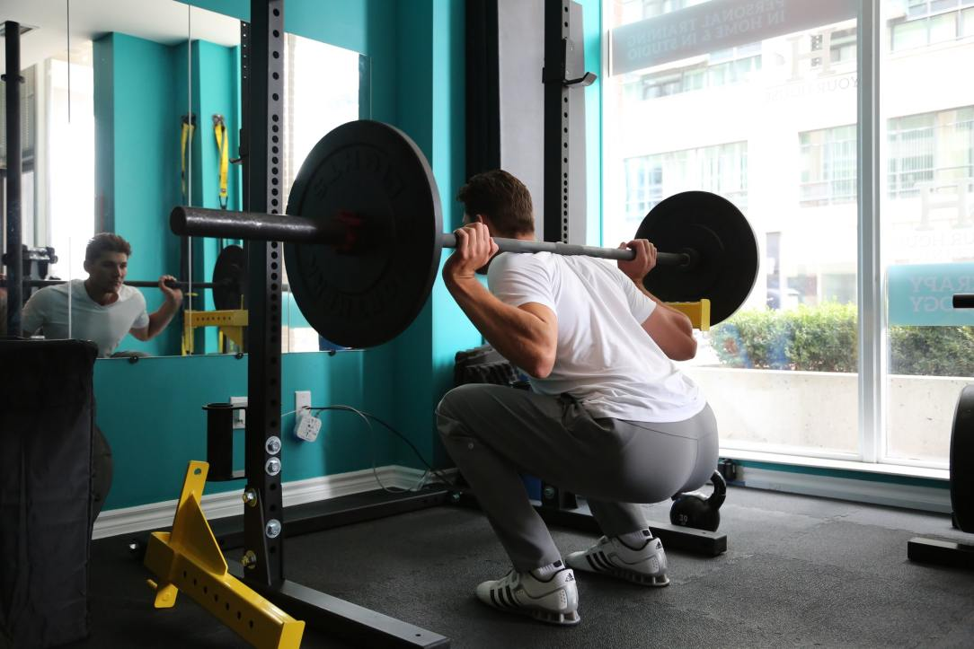 If you do only one exercise to improve strength, do squats