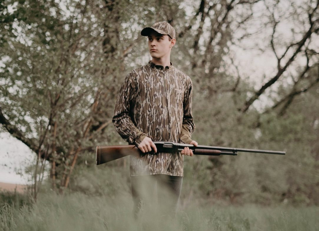 When is the right time to introduce kids to hunting?