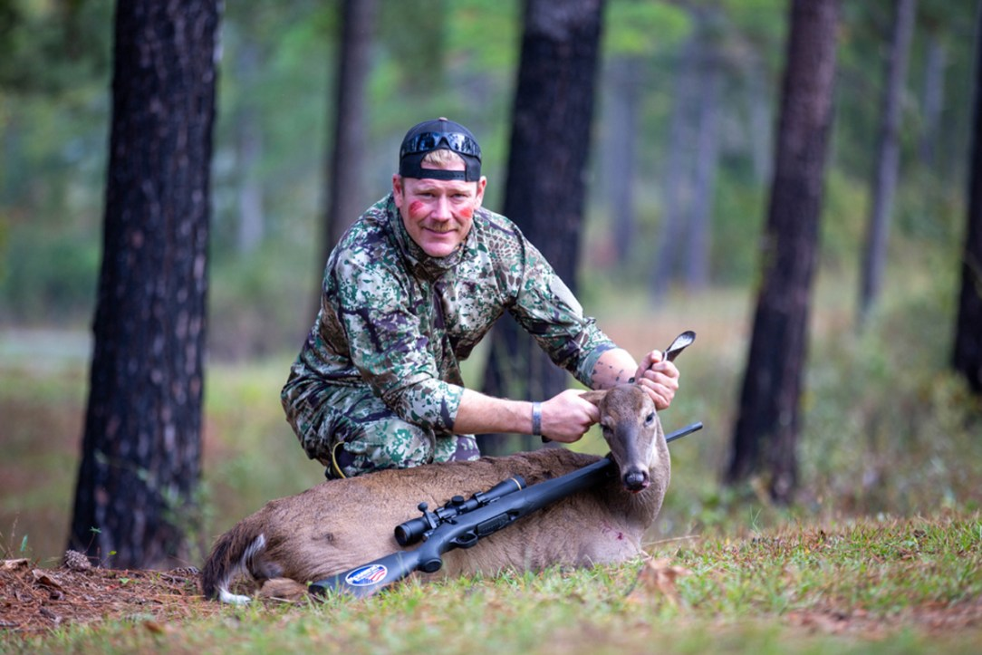 How the Hunter Recruitment Project recruits new (adult) hunters