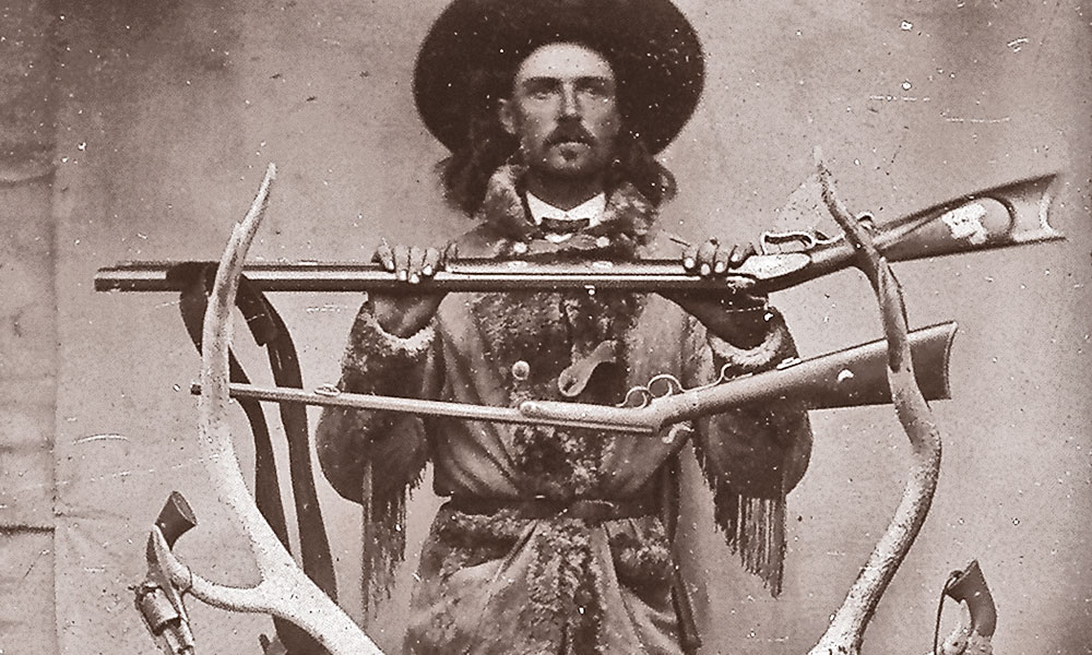 Buffalo Bill Cody, hunter of the American dream