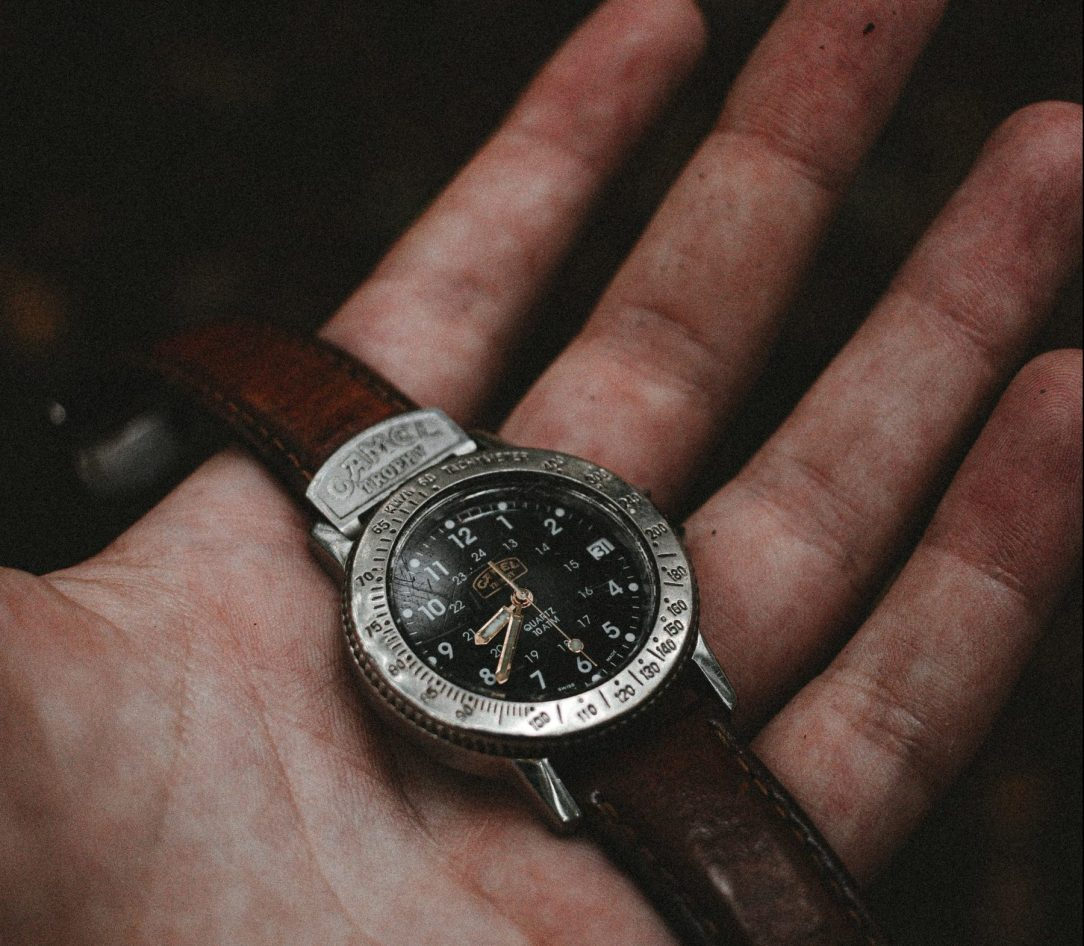 What hunters should look for in a wristwatch