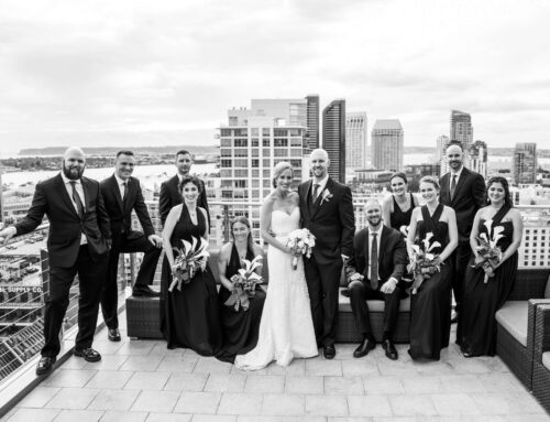 Rooftop Weddings